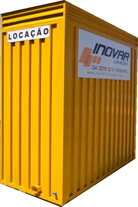 Foto do Container Alojamento/Refeitório